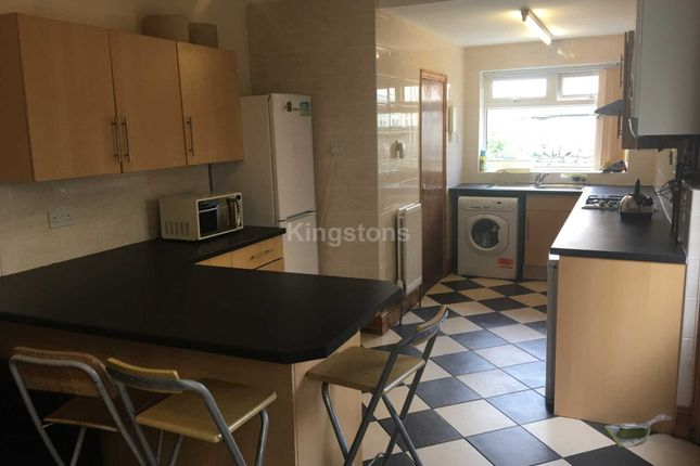 Thumbnail Terraced house to rent in Donald Street, Roath, Cardiff