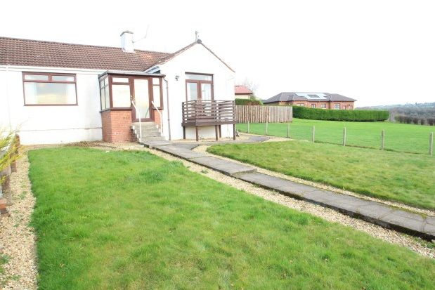 Thumbnail Semi-detached bungalow to rent in Wishaw
