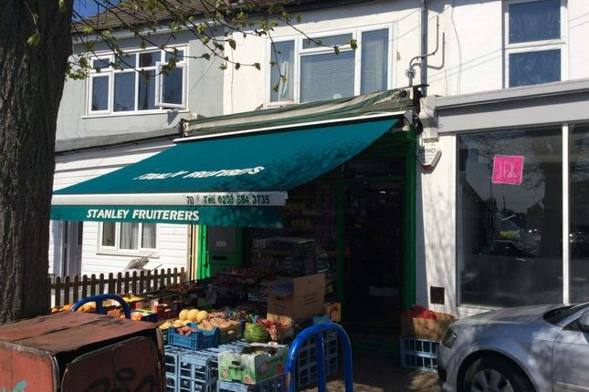 Thumbnail Retail premises for sale in Stanley Road, Croydon