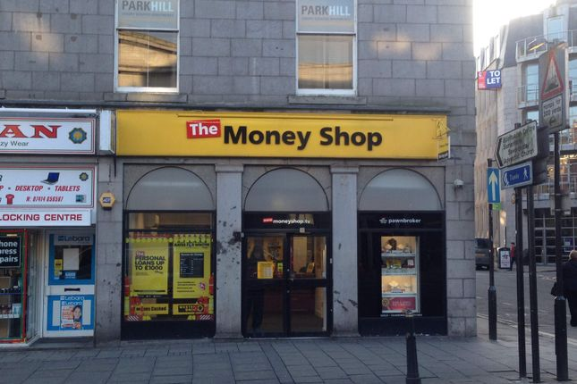 Thumbnail Retail premises to let in 219 Union Street, Aberdeen