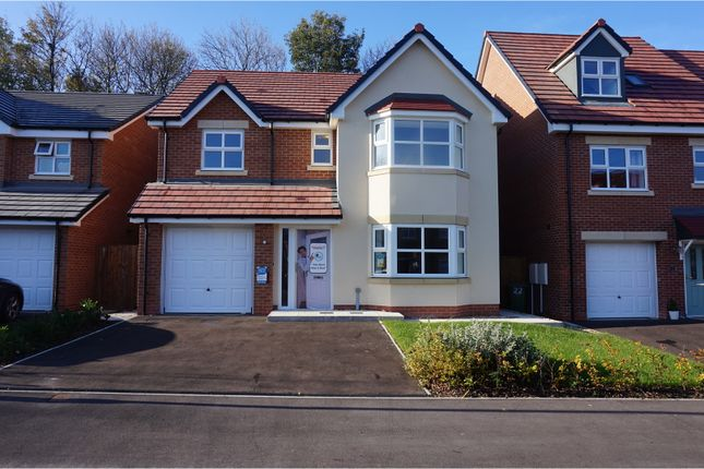 Thumbnail Detached house for sale in Wheldon Road, Fryston, Castleford