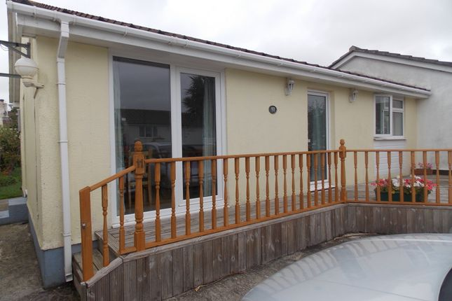 Thumbnail Detached bungalow to rent in Primrose Drive, St. Merryn, Padstow