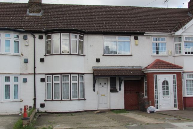 Thumbnail End terrace house to rent in Mornington Crescent, Hounslow