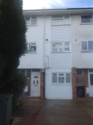 Thumbnail Town house to rent in Guildford Park Avenue, Guildford