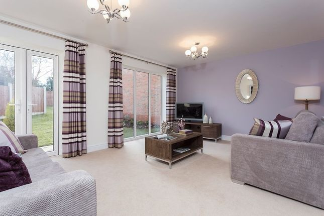 Thumbnail End terrace house for sale in Earls Park, Tuffley Crescent