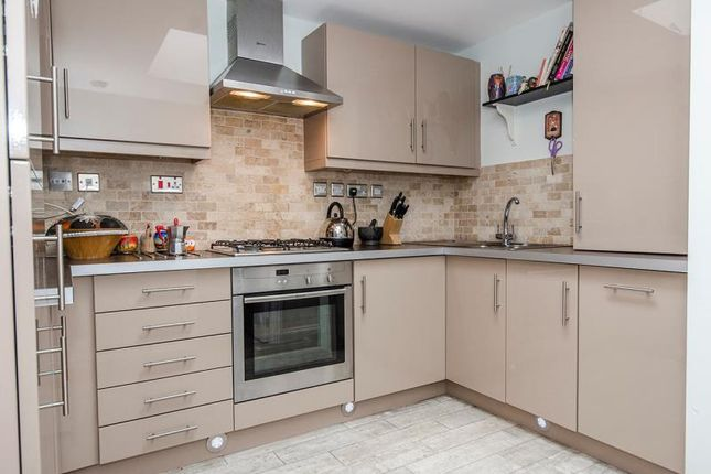 Kitchen d of Creighton Avenue, London N2