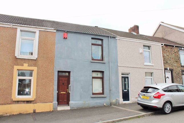 Thumbnail Terraced house for sale in Roger Street, Treboeth, Swansea
