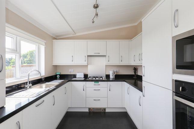 Kitchen of Bramley New Park, Marsh Lane, Sheffield S21