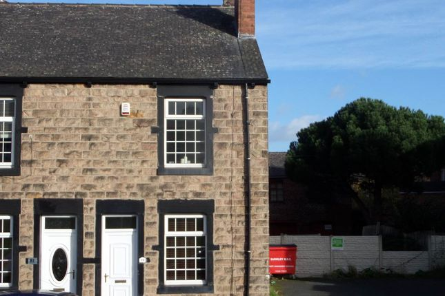 Thumbnail Terraced house to rent in Pitt Street West, Barnsley