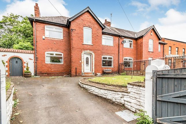 Thumbnail Semi-detached house for sale in Sorrel Bank, Salford, Greater Manchester