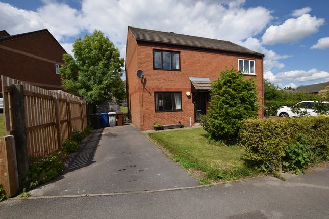 2 bed semi-detached house to rent in Lower Unwin Street, Penistone, Sheffield S36