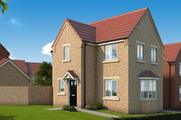 "Thumbnail Property for sale in ""The Mulberry At The Garth"" at Dunblane Crescent, West Denton, Newcastle Upon Tyne"