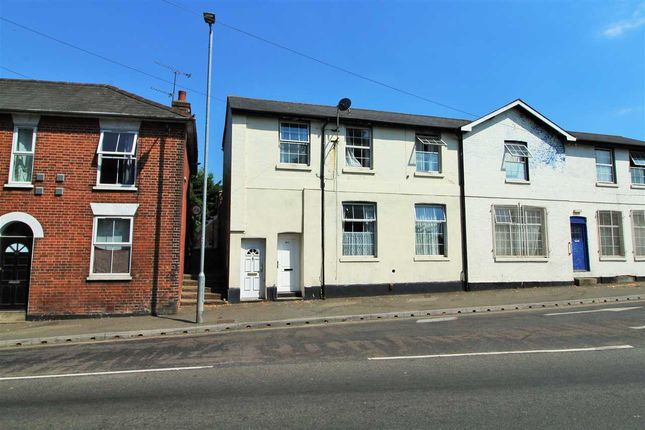 Thumbnail End terrace house for sale in Mersea Road, Colchester