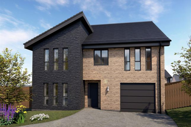 Thumbnail Detached house for sale in Plot 8 'grosvenor', Rockcliffe Grange, Nottingham Road, Mansfield