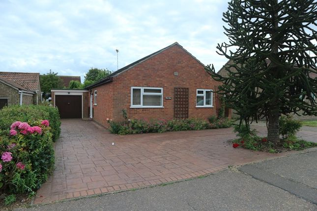 Thumbnail Detached bungalow for sale in Gravel Hill Way, Dovercourt, Harwich