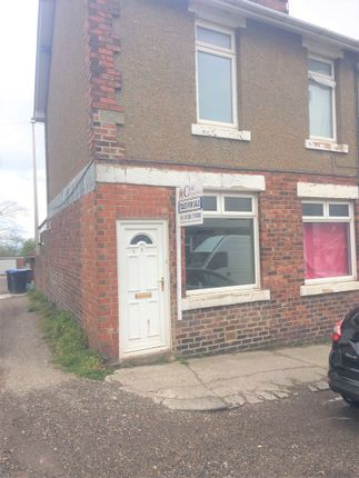 Thumbnail End terrace house for sale in Frederick Street, Coundon, Bishop Auckland