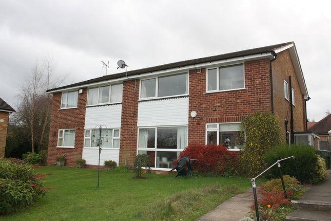 Thumbnail Maisonette to rent in The Longlands, Barnt Green, Birmingham