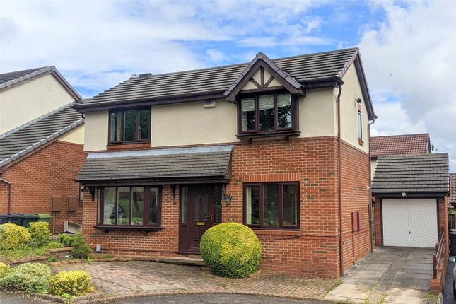 5 bed detached house for sale in The Coppice, Mirfield, West Yorkshire WF14