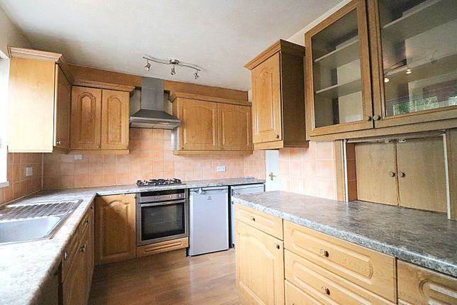 Thumbnail Semi-detached house to rent in Cotton End Road, Bedford