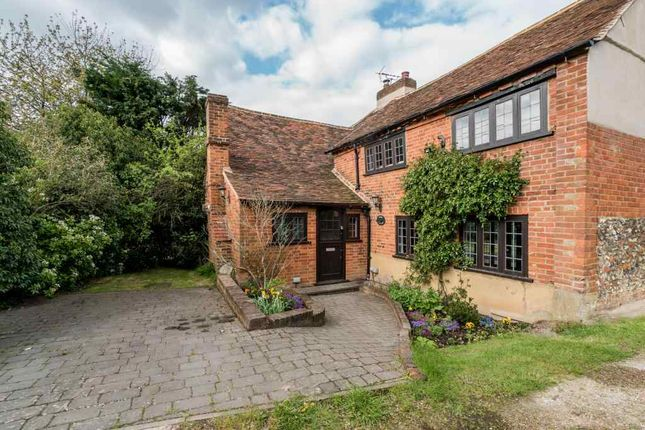 Thumbnail Detached house for sale in Plomer Green Lane, Downley, High Wycombe