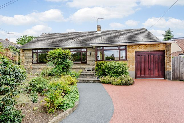 Thumbnail Detached bungalow for sale in East Hanningfield Road, Chelmsford, Essex