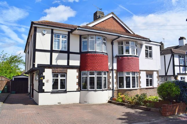 Thumbnail Semi-detached house for sale in Old Farm Avenue, Sidcup, Kent