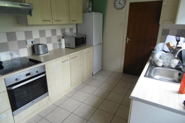 Thumbnail Property to rent in Glenroy Street, Roath, Cardiff