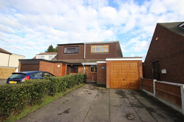 Thumbnail Semi-detached house for sale in Kents Hill Road, Benfleet