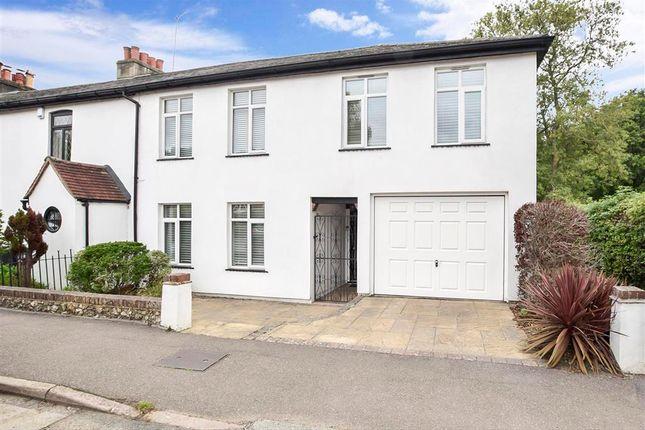 Thumbnail End terrace house for sale in Buxton Lane, Caterham, Surrey