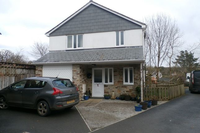 Thumbnail Detached house to rent in Lamerton, Tavistock