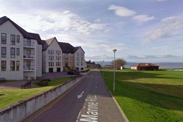 Thumbnail Flat to rent in 43 Royal Marine Apartments, Marine Road, Nairn