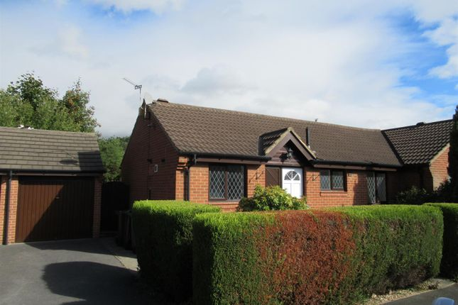 Thumbnail Semi-detached bungalow to rent in High Bank Approach, Colton, Leeds