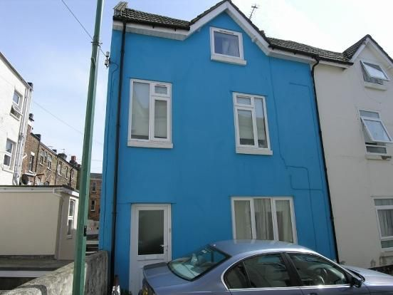 Thumbnail End terrace house to rent in South View Place, Bournemouth