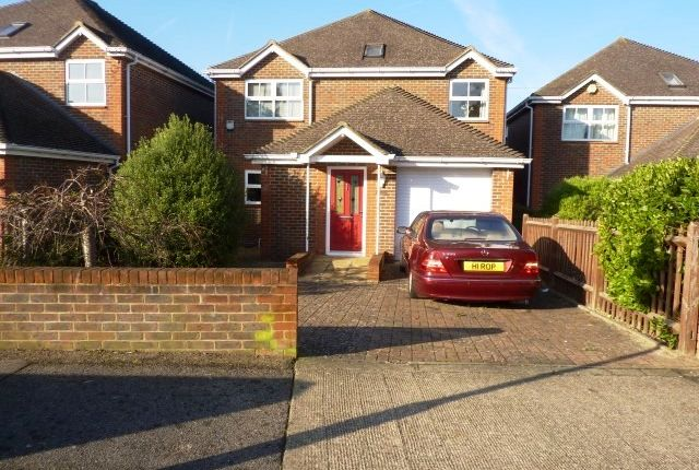 4 bed detached house for sale in Bolton Road, Chessington