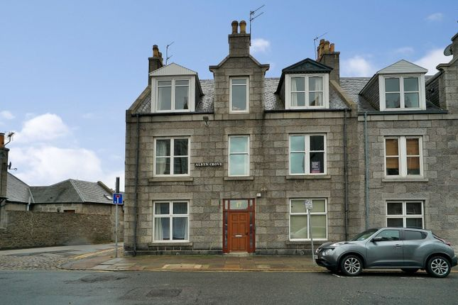 Thumbnail Flat for sale in Albyn Grove, Aberdeen