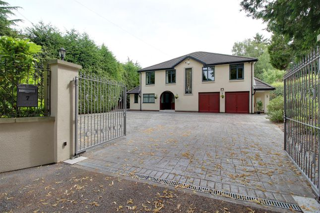 Thumbnail Detached house for sale in Bollinway, Hale, Altrincham