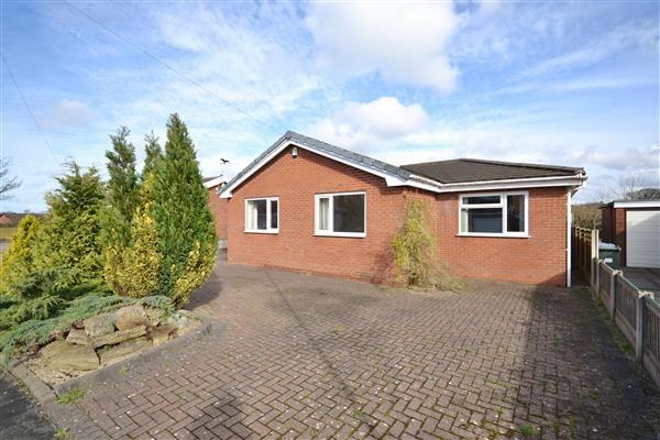 Thumbnail Bungalow for sale in Sutton Lane, Adlington, Chorley