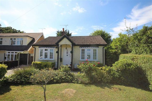 Thumbnail Bungalow for sale in Harold Wood, Essex