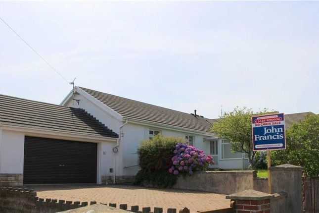 Thumbnail Detached bungalow for sale in Picton Road, Hakin, Milford Haven