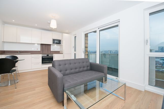 Studio to rent in Ivy Point, Bow, London