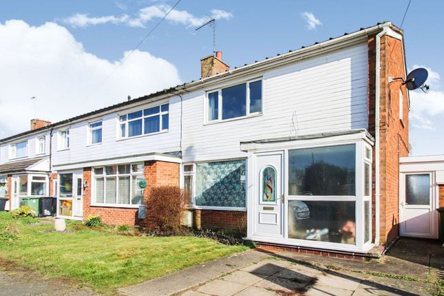 Thumbnail Semi-detached house for sale in Welland Avenue, Gartree, Market Harborough