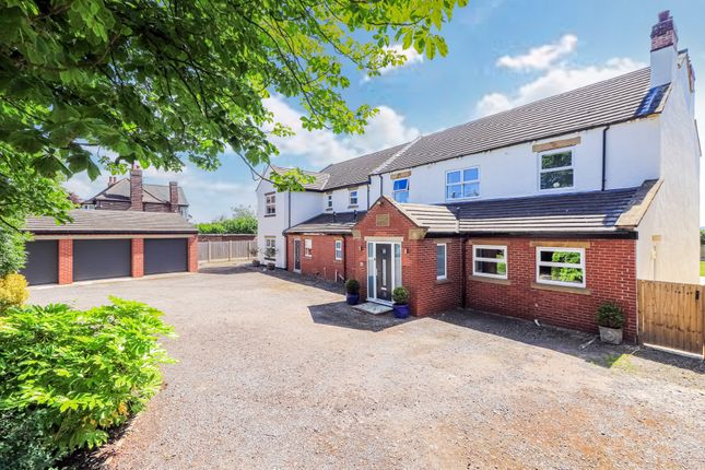 Thumbnail Detached house for sale in Brigshaw Lane, Allerton Bywater, Castleford