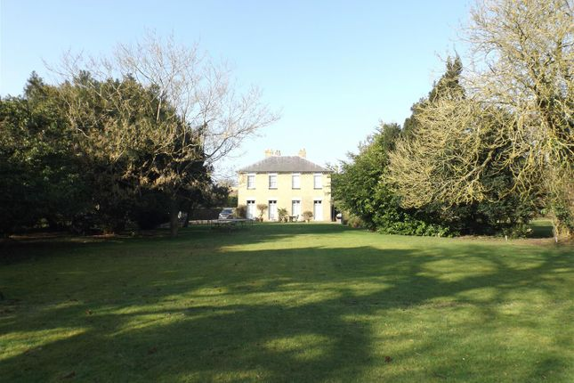 Thumbnail Detached house for sale in Stow Longa, Huntingdon, Cambridgeshire