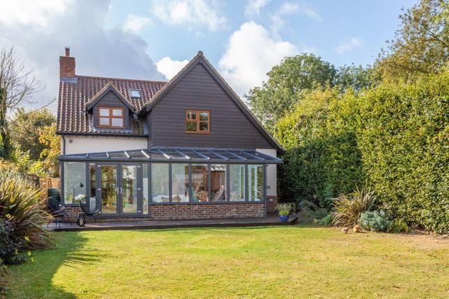 Detached house for sale in Great Melton Road, Little Melton, Norwich