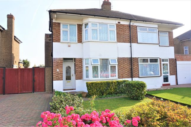 Thumbnail Semi-detached house for sale in Langdale Gardens, Waltham Cross