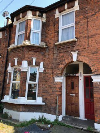 Thumbnail Flat for sale in Charlemont Road, East Ham