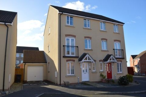3 bed semi-detached house for sale in Hayward Avenue, West Wick, Weston-Super-Mare