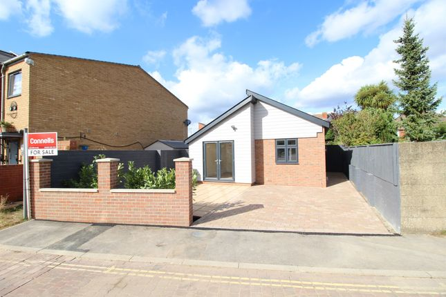 Thumbnail Detached bungalow for sale in Mansbridge Road, Eastleigh