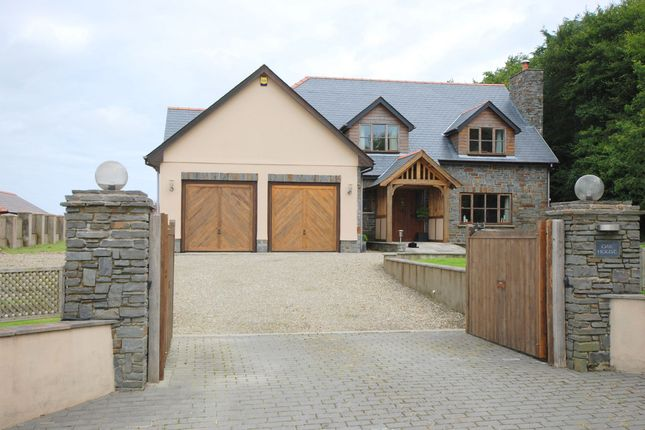 Thumbnail Country house for sale in Beulah, Newcastle Emlyn
