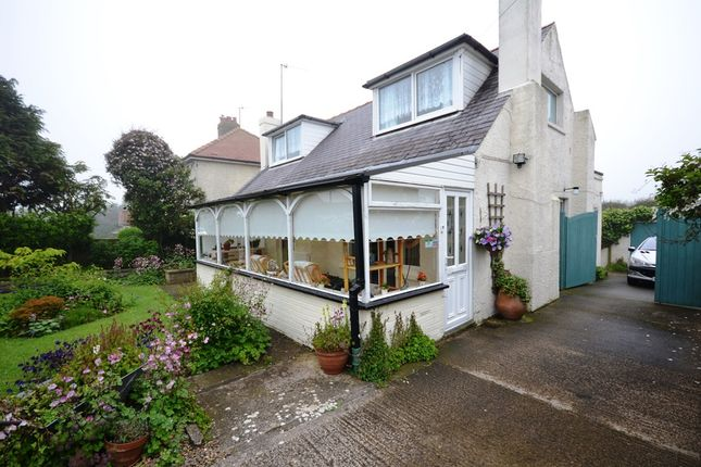 Thumbnail Detached bungalow for sale in Mill Lane, Cayton Bay, Scarborough